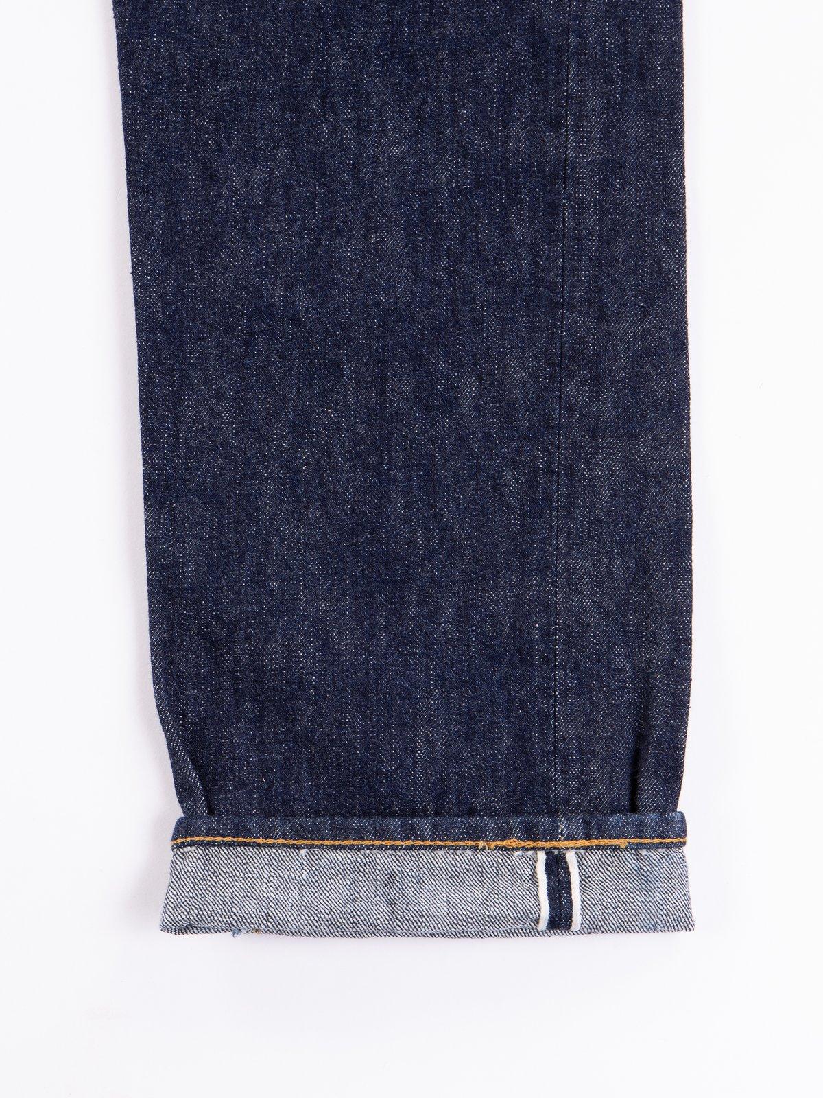 Indigo One Wash 107 Slim Fit Jean - Image 5