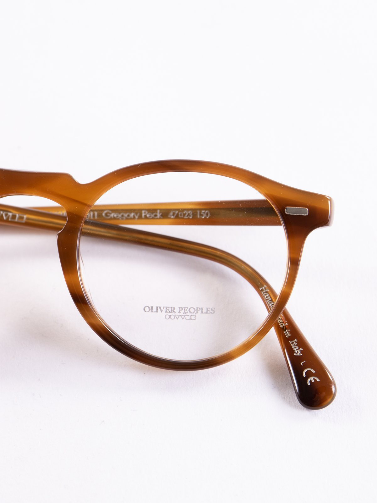 Raintree Gregory Peck Optical Frame - Image 2