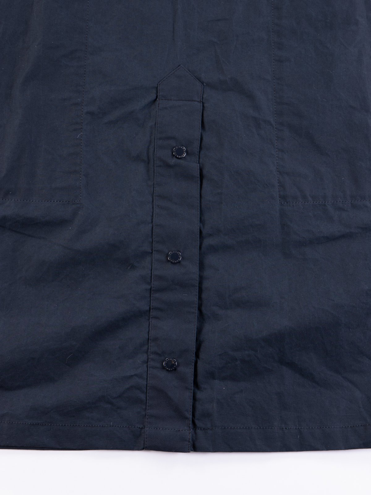 Navy South Overcoat - Image 6