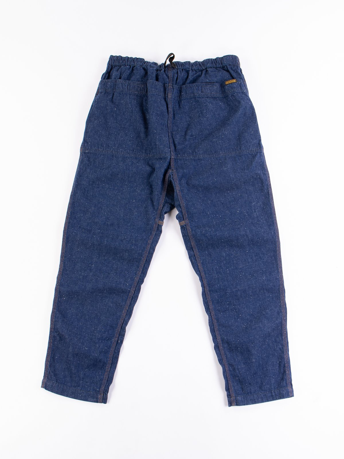 One Wash Denim TBB Climbing Pant - Image 7