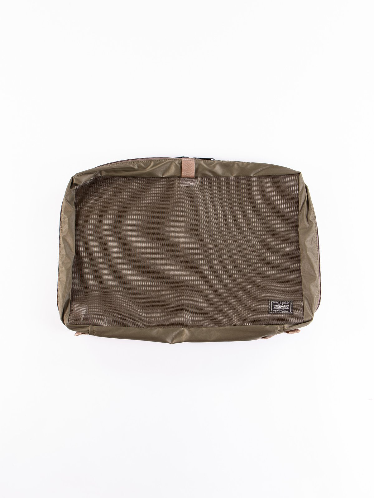 Olive Drab Snack Pack 09805 Pouch Medium - Image 1