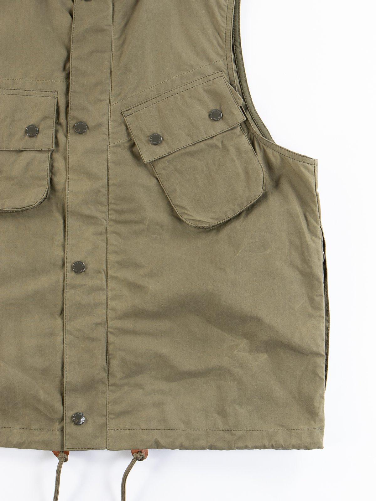 Olive Arthur Vest - Image 4