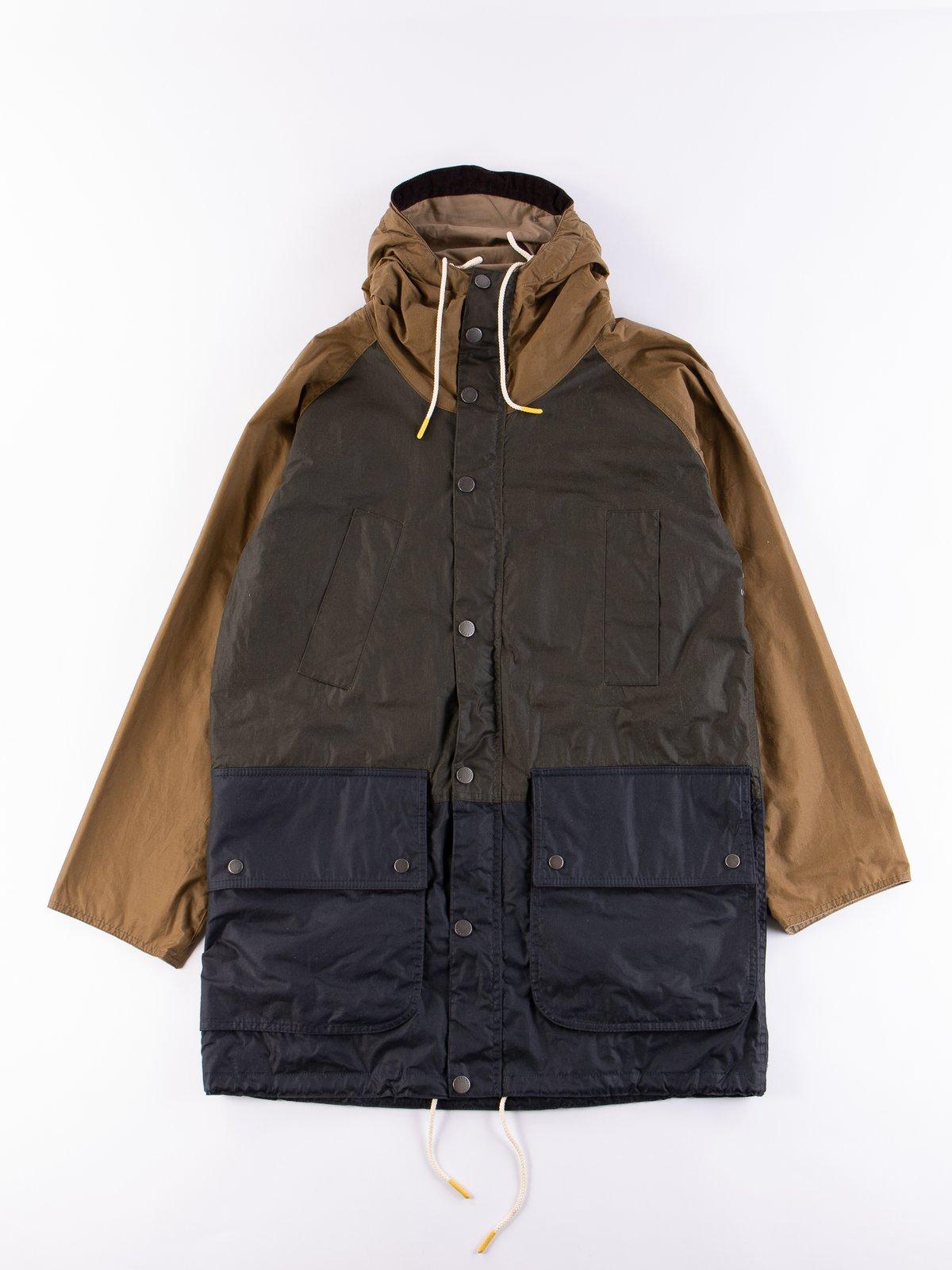 Multi Whitworth Wax Jacket - Image 1