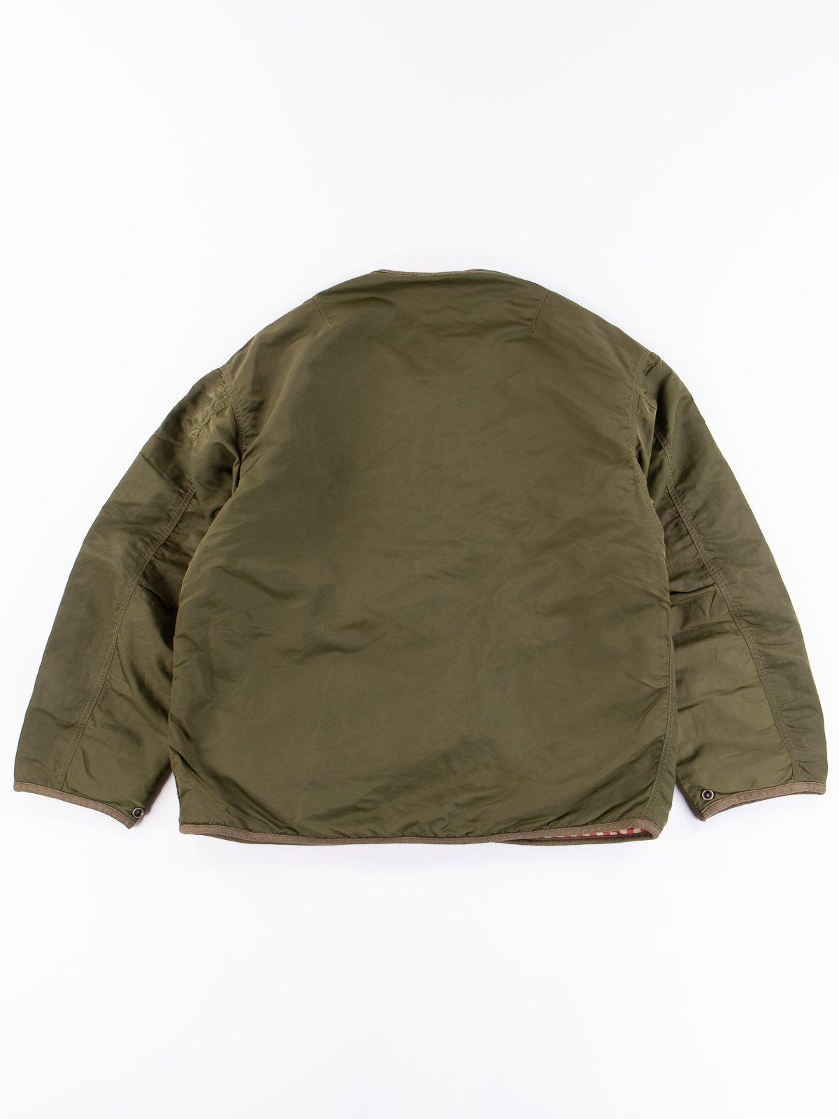 Olive Iris Liner Jacket - Image 5